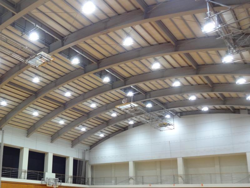 LED設置工事